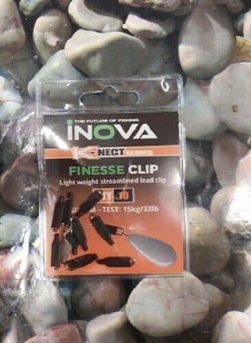 Inova K-Nect series Finesse Clip - rig making